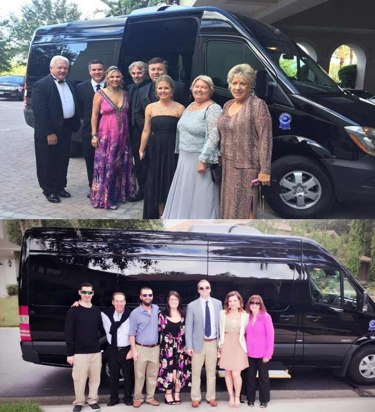Sarasota Group Limo Services