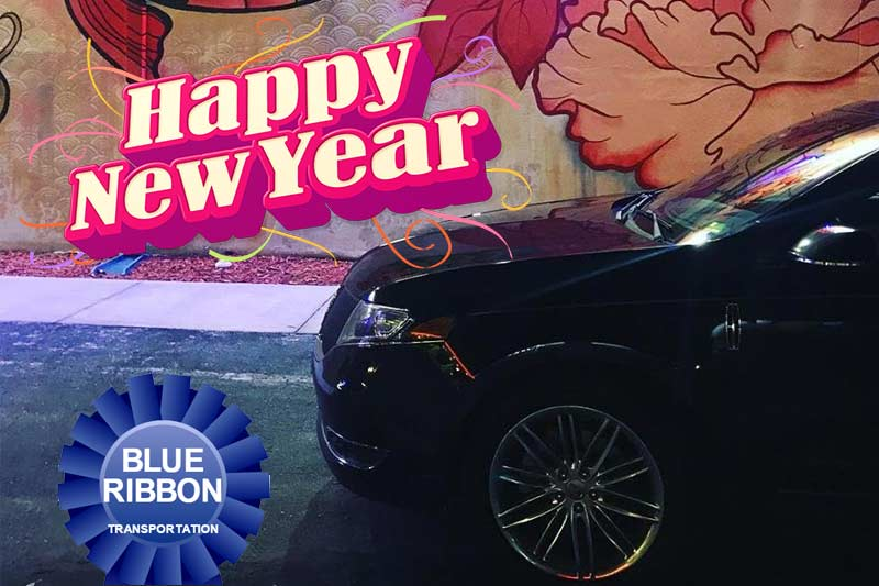 HAPPY NEW YEAR 2019 From Blue Ribbon Transportation
