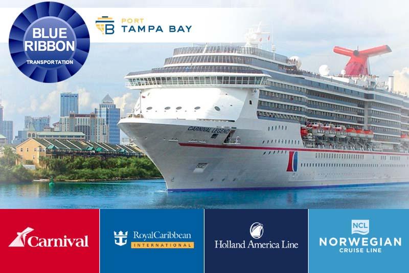 Port Tampa Bay Cruise Transportation