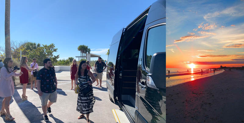 Siesta Key Beach Party Bus