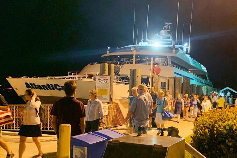 Transportation to Key West Ferry