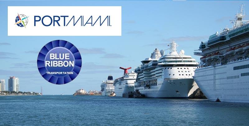 Miami Port Cruise Terminal Transportation