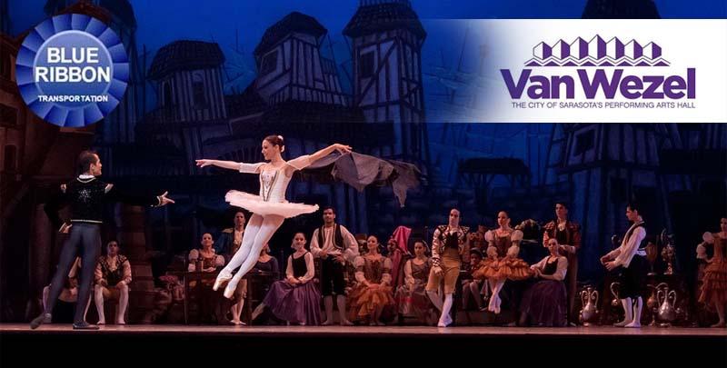 Van Wezel Performing Arts Luxury Transportation